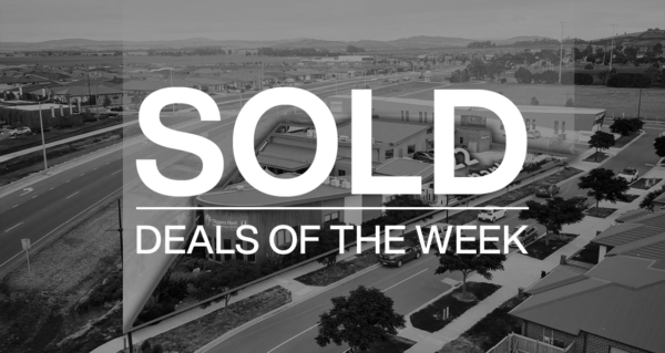 Deals of the week – 27 September 2021