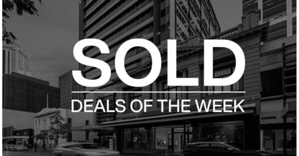 Deals of the week – 18 January 2021