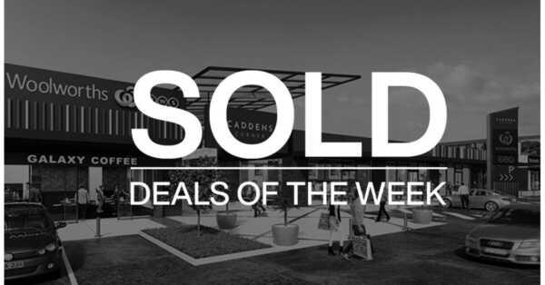Deals of the week – 21 December 2020
