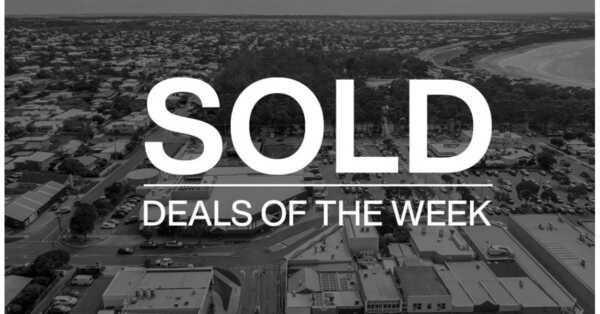 Deals of the week – 25 January 2021