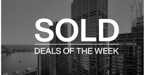 Deals of the week – 7 December 2020