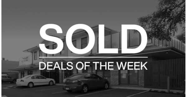 Deals of the week – 8 February 2021