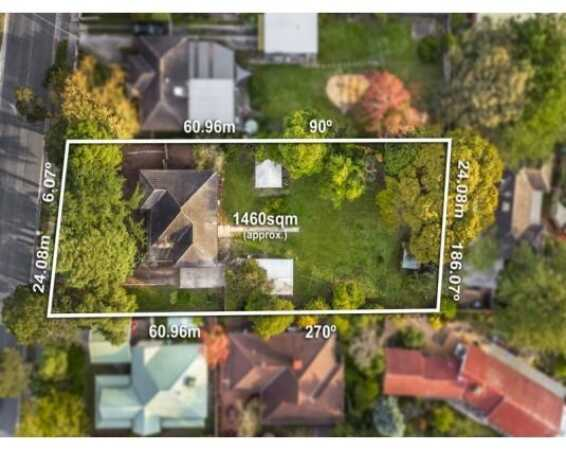 Croydon Townhouse Project A Sure Fire Hit For Low Density Developers