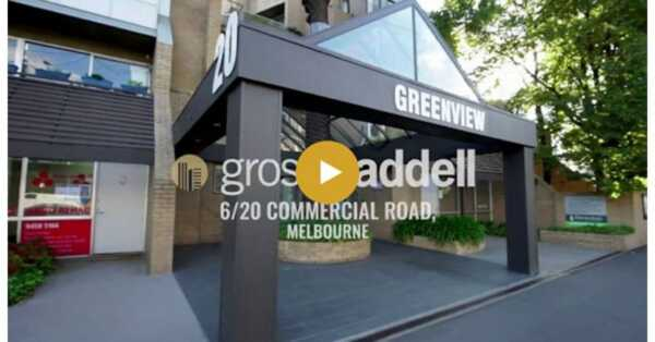 Property Showcase: Video Inspection - 6/20 Commercial Road, Melbourne | GROSS WADDELL