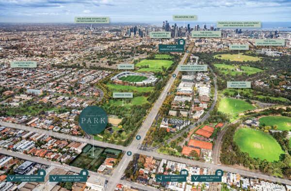 Mirvac Expands Victorian Apartment Portfolio with Acquisition Of 699 Park Street, Fronting Prestigious Princes Park