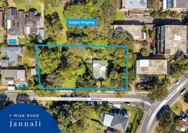 Jannali development site on the market for the first time in 60 years