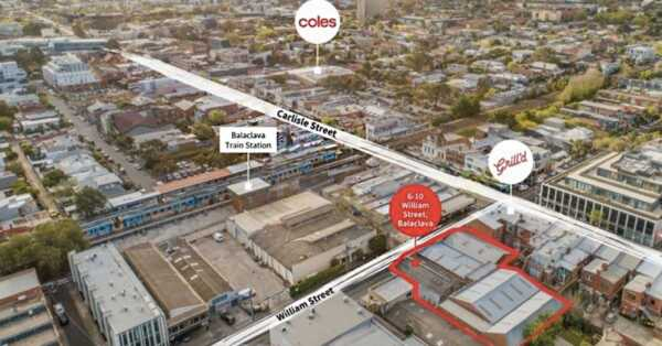 Well Located Balaclava Property Up For Sale With Huge Upside