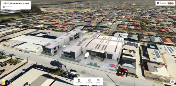 McGees Property Adelaide launch first 3D virtual industrial estate campaign