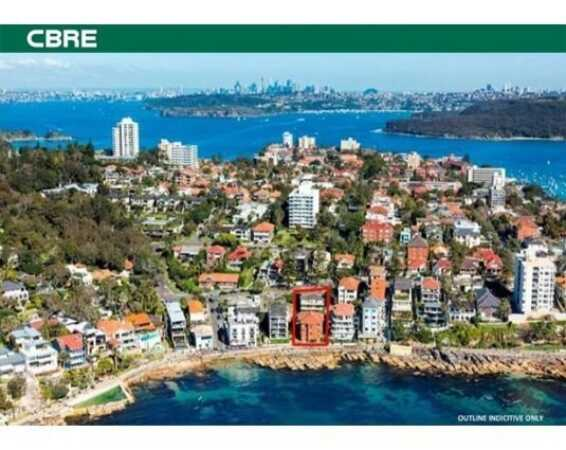 Blue Ribbon Northern Beaches Site Offers Uninterrupted Ocean Views