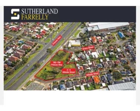 7000m2 Site Hits Market In Springvale Through Sutherland Farrelly