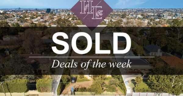 Deals of the week – 17 December 2018