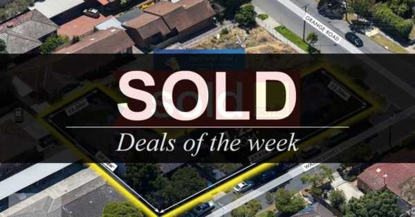 Deals of the week – 14 MAY 2018