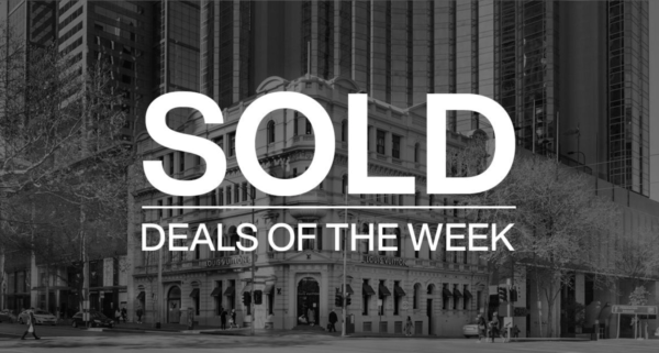 Deals of the week – 23 November 2020