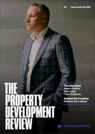 THE PROPERTY DEVELOPMENT REVIEW - ISSUE 15