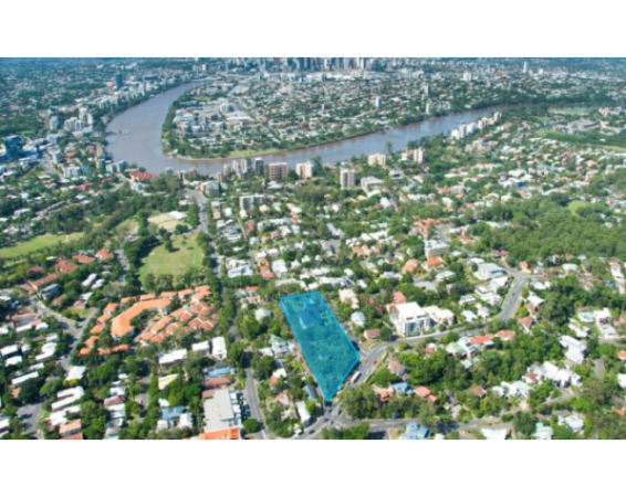 Gaythorne 3.88ha site poised for development