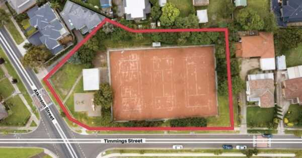 Property Showcase: Large Corner Site 'A Stone's Throw' From World Class Chadstone Shopping Centre For Sale