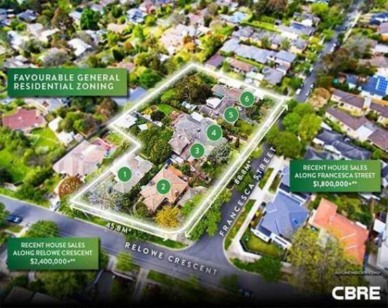 Six properties join to sell premium landholding