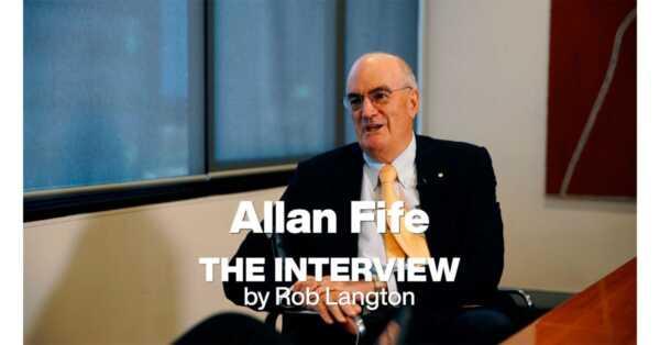 Allan Fife OAM - Fife Capital