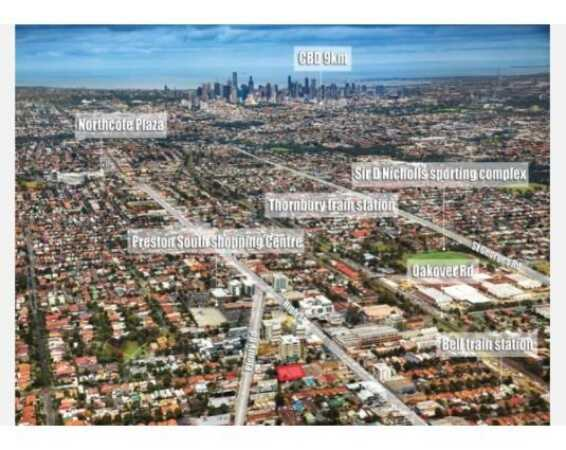 Unique Inner-City Melbourne Development Offered With Approved Permits