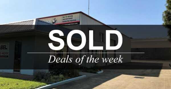 Deals of the week – 03 December 2018