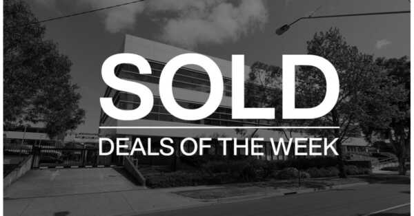 Deals of the week – 14 December 2020