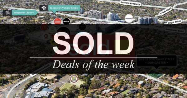 Deals of the week – 30 APR 2018