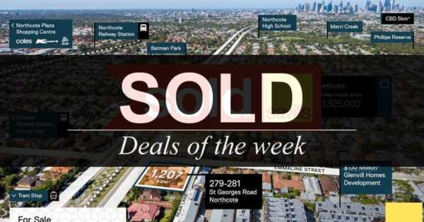 Deals of the week – 7 MAY 2018