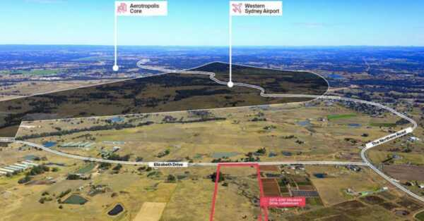 Property Showcase: Strategically Positioned Raw Site in Growing Western Sydney For Sale