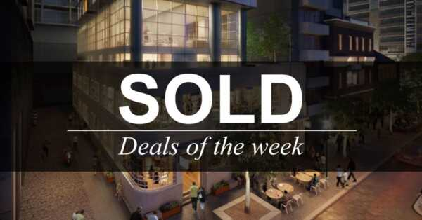 Deals of the week – 04 February 2019