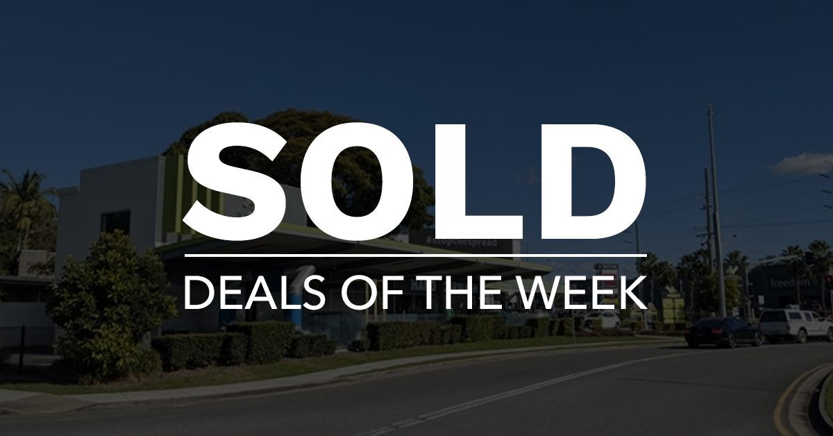 Deals of the week – 20 July 2020