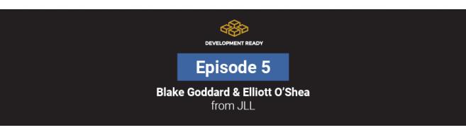 Episode 5: Elliot O'Shea - JLL