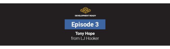 Episode 3: Tony Hope - LJ Hooker