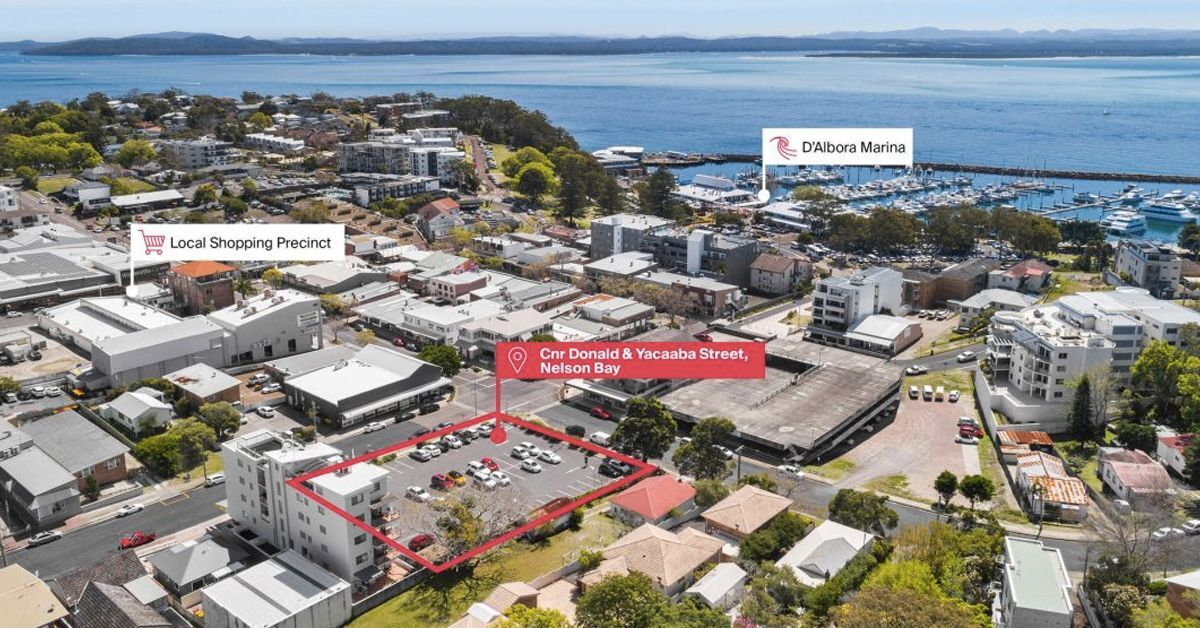Property Showcase: DA Approved Mixed-Use Site in NSW Tourism Hot Spot For Sale