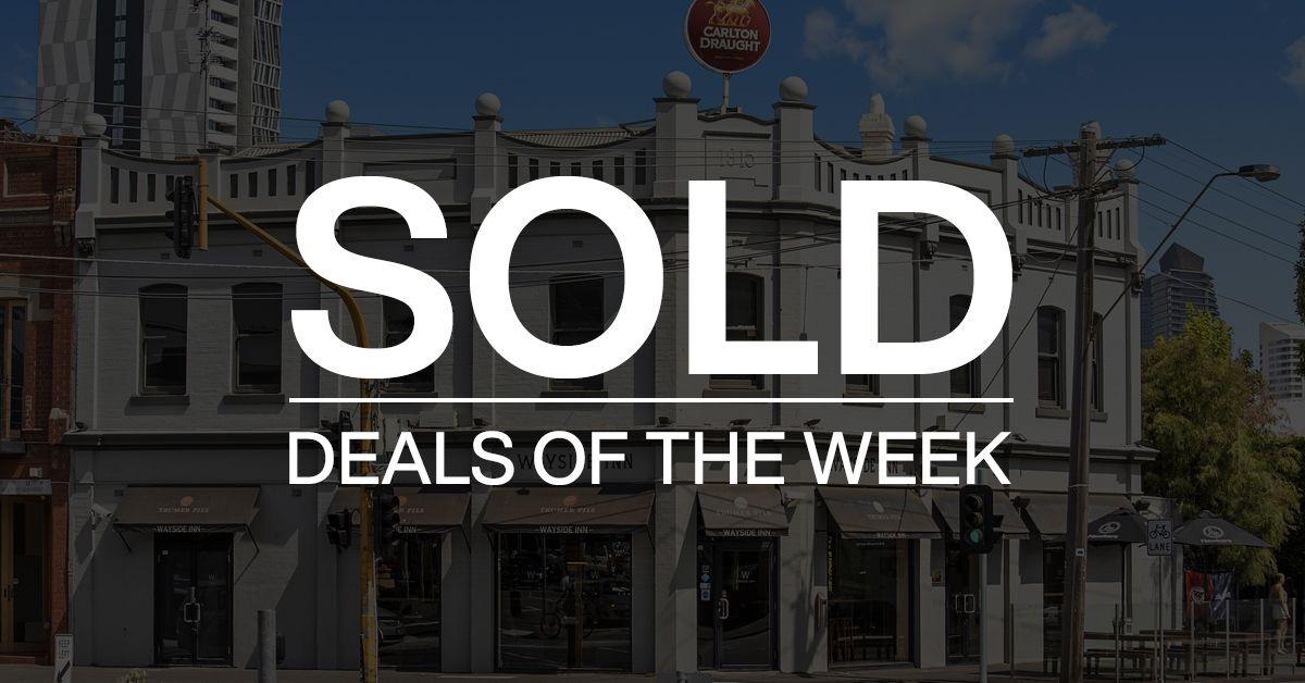 Deals of the week – 7 September 2020