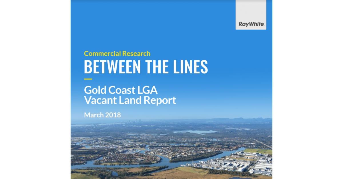 State Of The Market Gold Coast LGA: Ray White