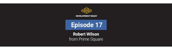 Episode 17: Rob Wilson - Prime Square