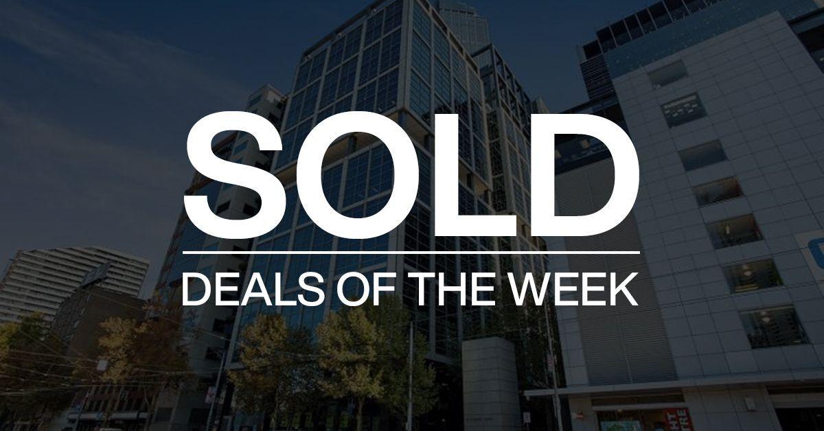 Deals of the week – 14 September 2020