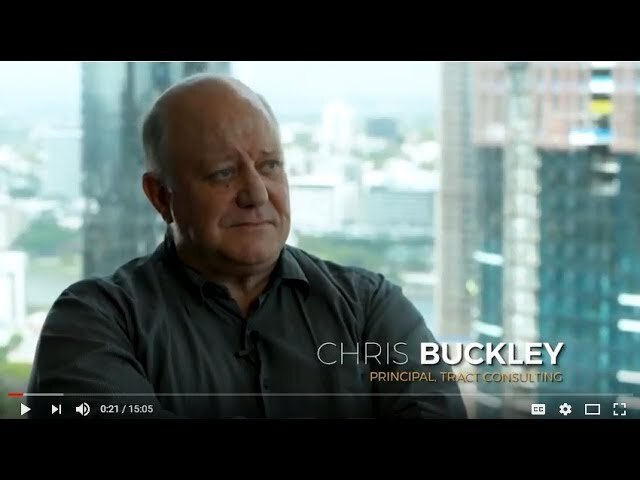In Conversation With: Chris Buckley   Tract Consultants