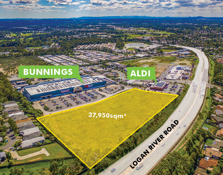 Development ready site in Brisbane growth zone listed for sale