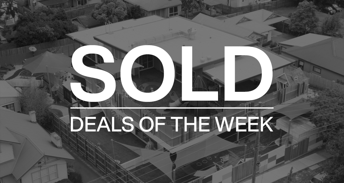 Deals of the week – 1 March 2021