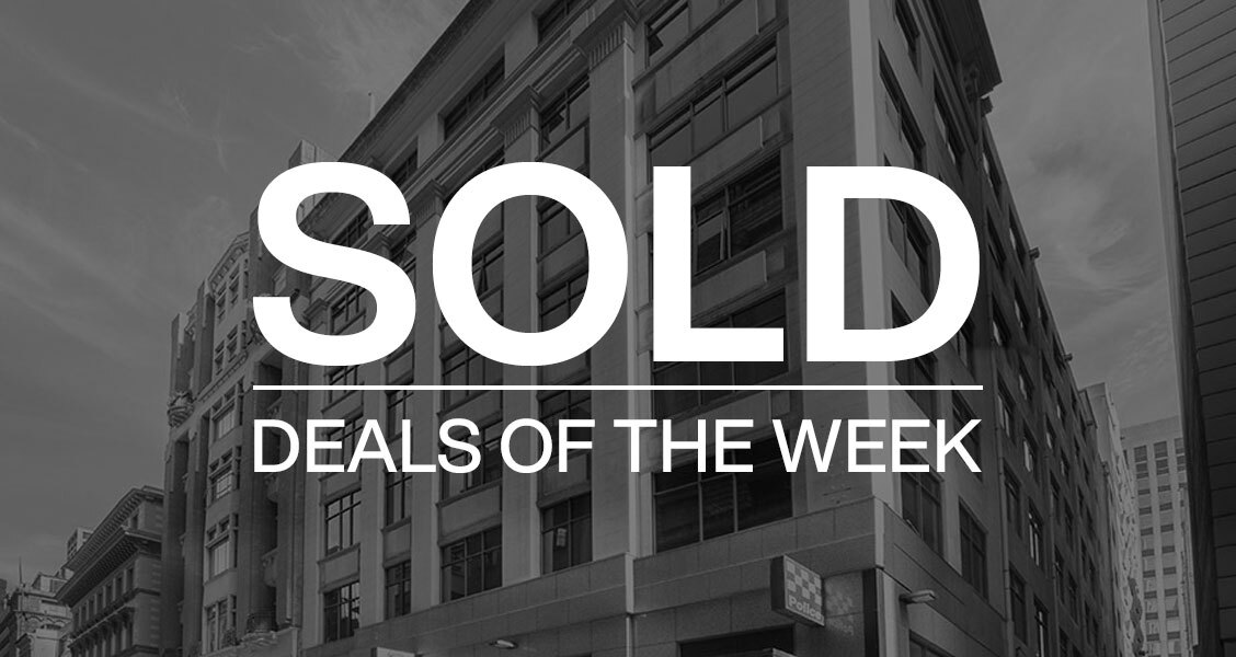 Deals of the week – 8 March 2021