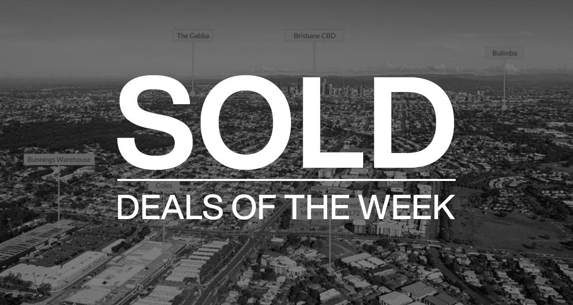Deals of the week – 12 April 2021