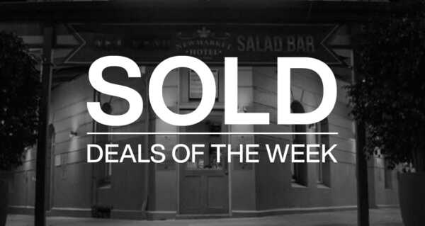 Deals of the week – 3 May 2021