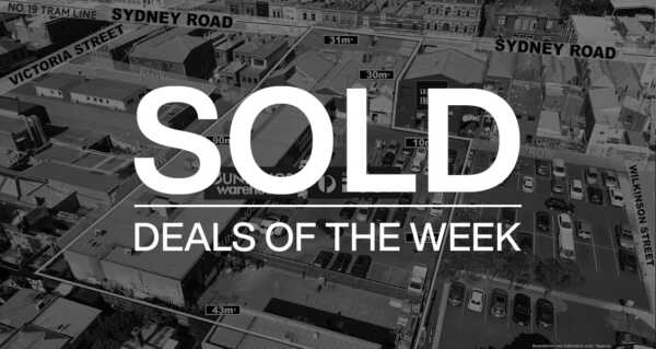 Deals of the week – 15 February 2021