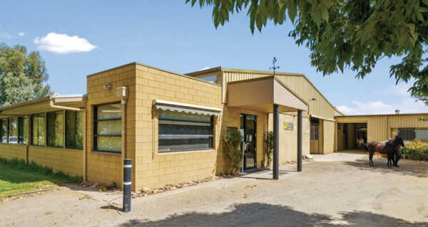 World-class equine hospital investment on the market