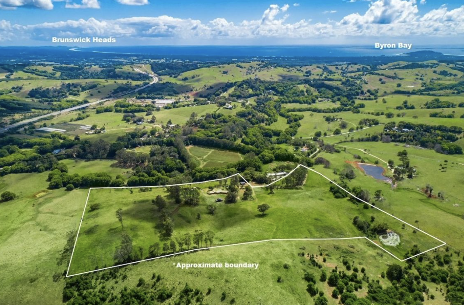 Private Byron Bay Hinterland AirBnb Opportunity Awaits