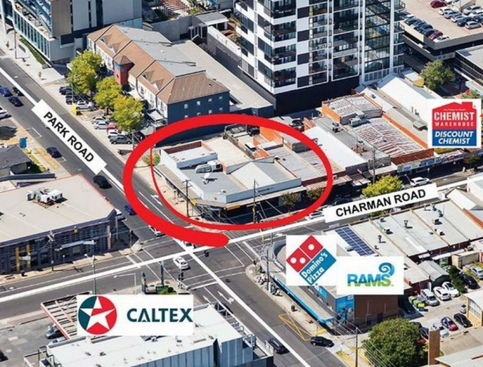 Prime Corner Bayside site with Development Upside Hits the Market