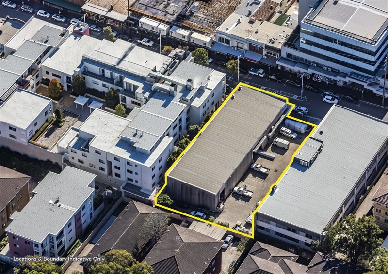 Mixed-use Eastwood site sells under (online) hammer for $19.25m