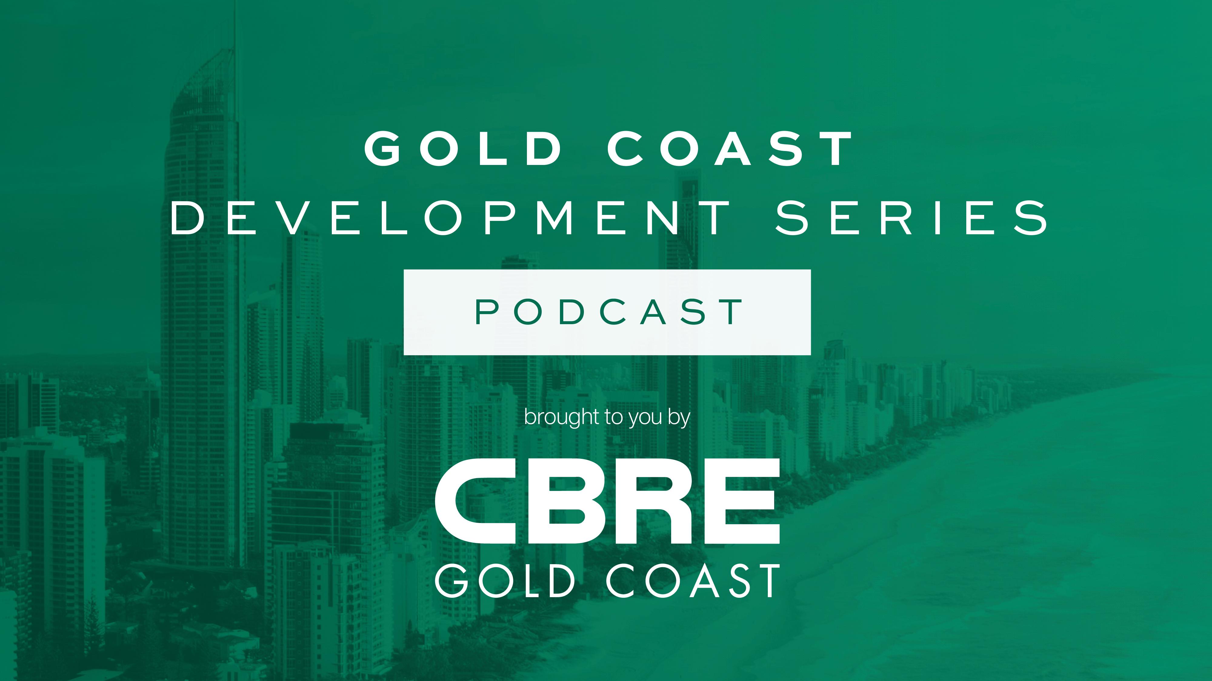 CBRE Gold Coast Podcast small