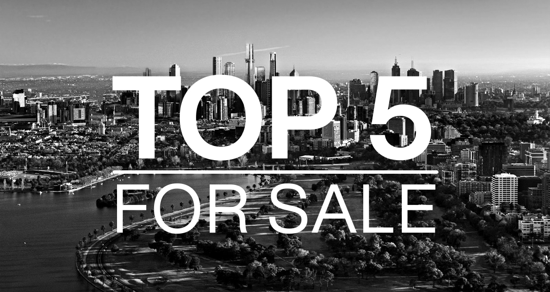 Top 5 Industrial Sites For Sale